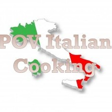 POV Italian Cooking